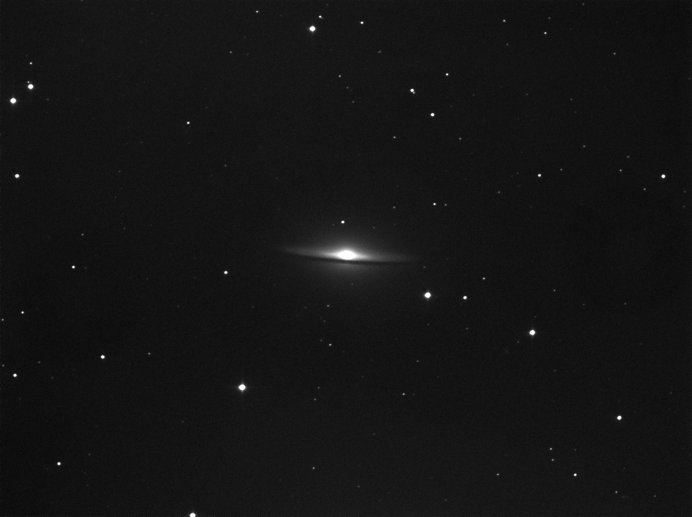 M107 15x60s B1 LPS P2 Sombrero Galaxy