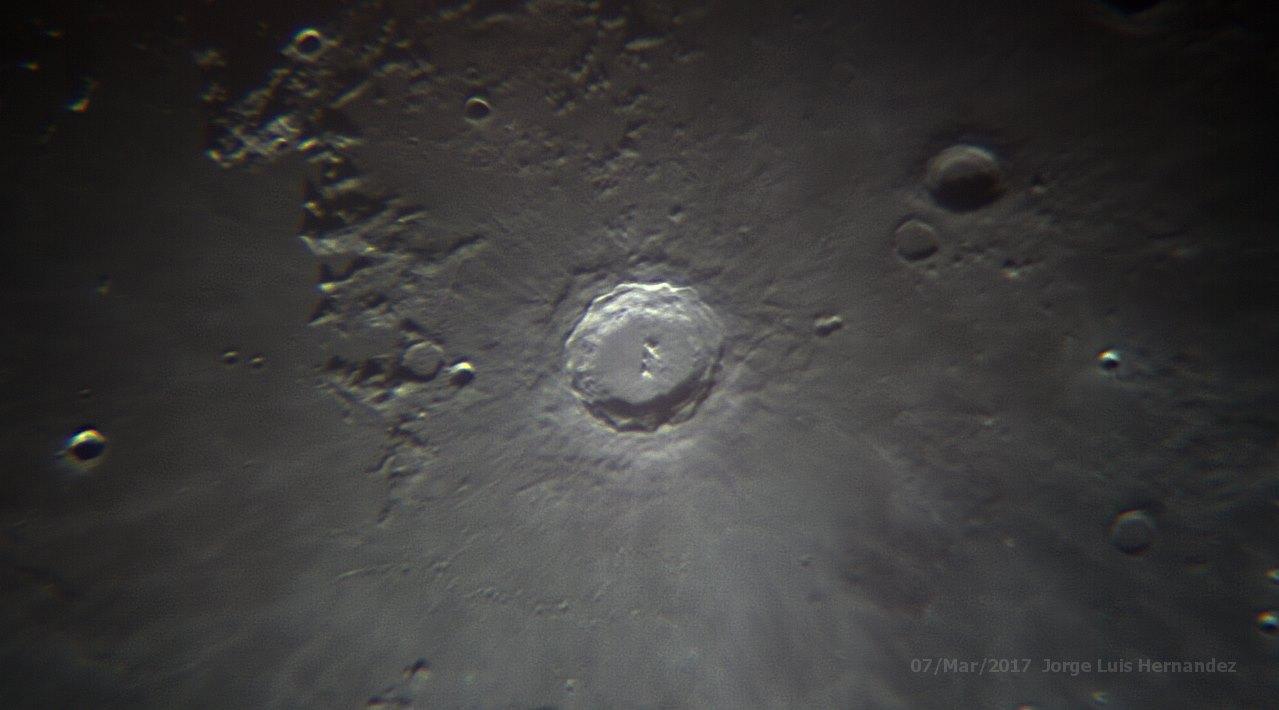 Crater copernicus 01