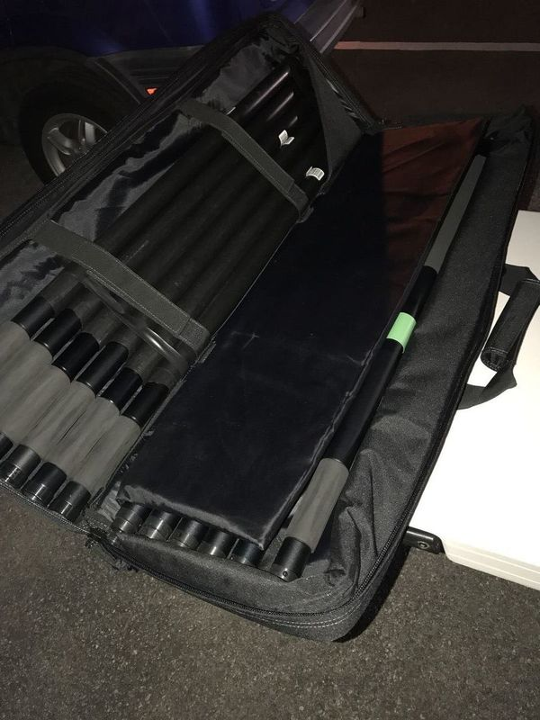 Inside the Rifle Bag
