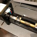 OPWB attached to PMC-Eight motor before installing on mount