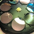 adding 1/32 gasket tape to inside of QHYCFW3L carousel, new improved filter masks installed