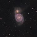 M51LHaRGB NS Ha