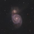 M51HaRGB NS Ha DBE MS CVS  crop