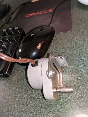 Tasco 10te Clcok drive 1