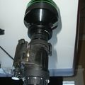 PVS-14 attached to Eyepiece (view 2)