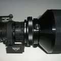 PVS-14 attached to Eyepiece (view 1)