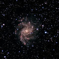 NGC6946 Fireworks galaxy 2018_June