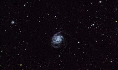 M101 Pinwheel Galaxy   Seba 07.08.18