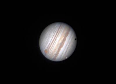 Jupiter & Ganymed 20190522 from Brunei