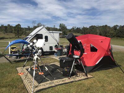 my set up at ECVAR 2019 V2