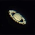 Saturn 10 10 2020 Celestron 8in SCT ZWO ASI224MC 2x barlow