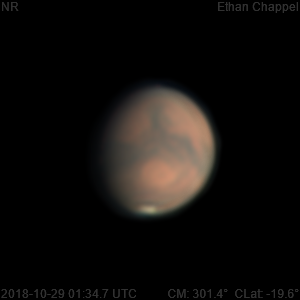 Mars | 2018-10-29 1:34 UTC | RGB