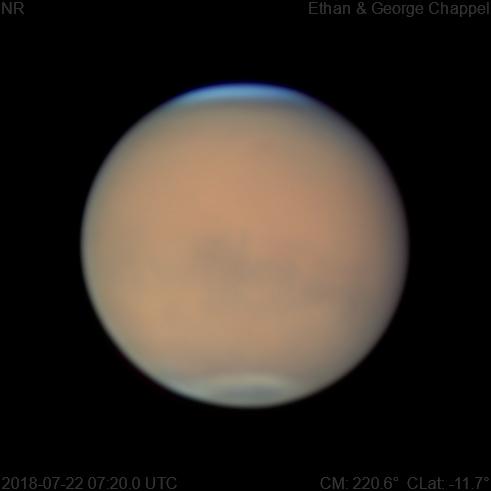 Mars | 2018-07-22 7:20 UTC | RGB