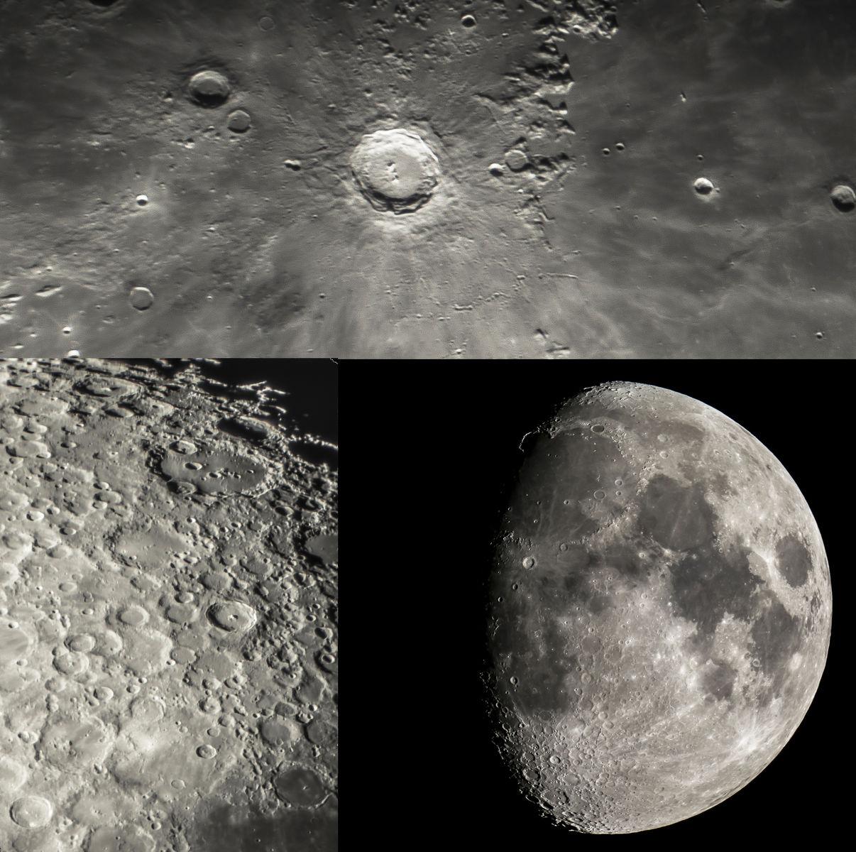 TripleShot moon