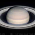 Saturn | 2018-09-01 5:05 UTC | Color