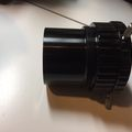 "Astrophysics F/8 focal reducer and 2"" compression ring"