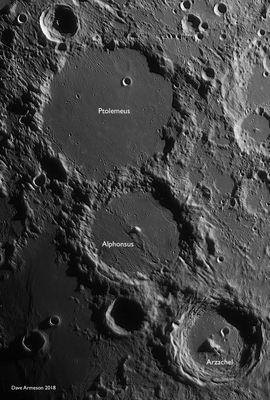 Arzachel, Ptolemeus and Alphonsus