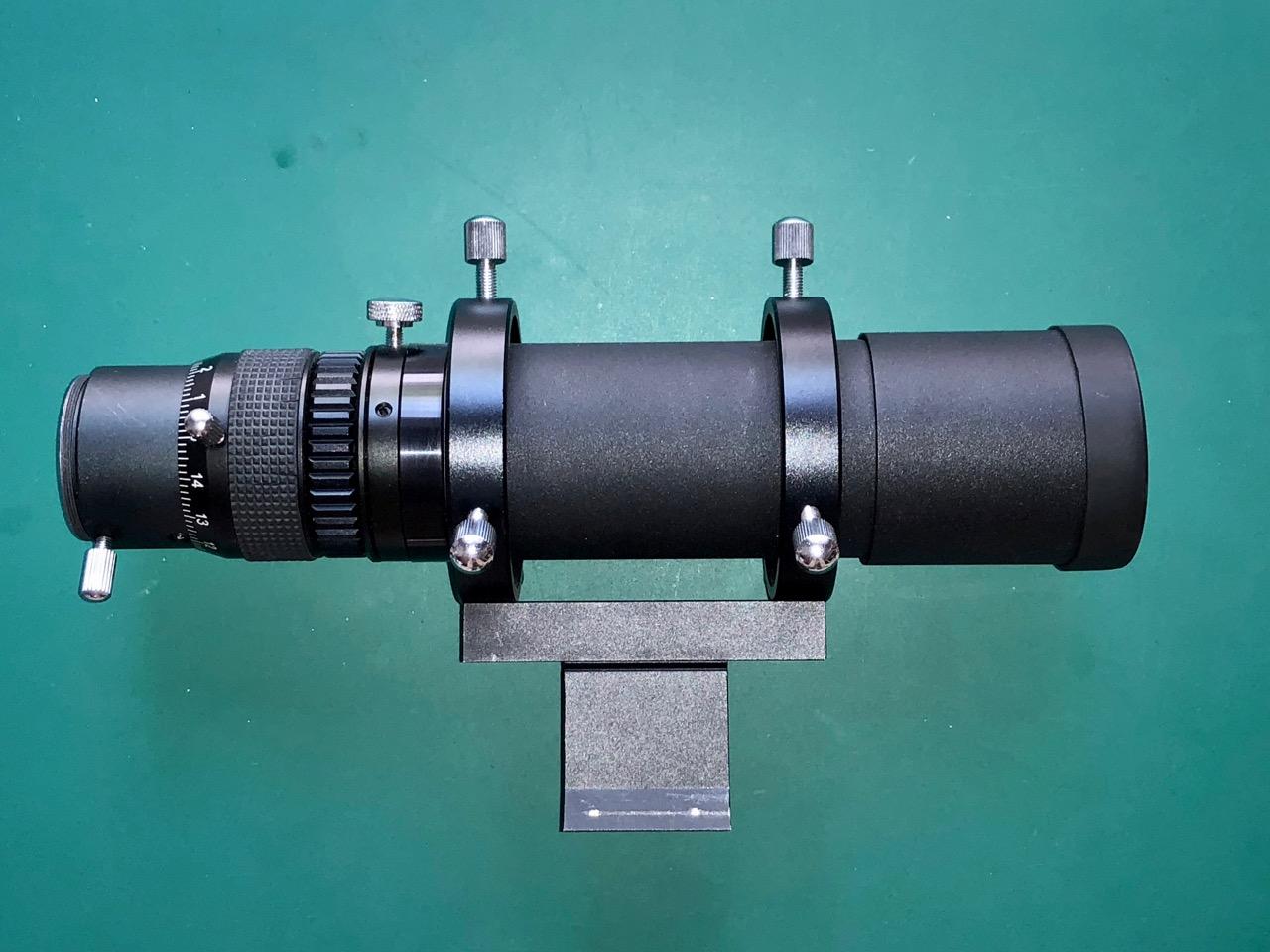 Stellarvue 9x50 finder/guidescope