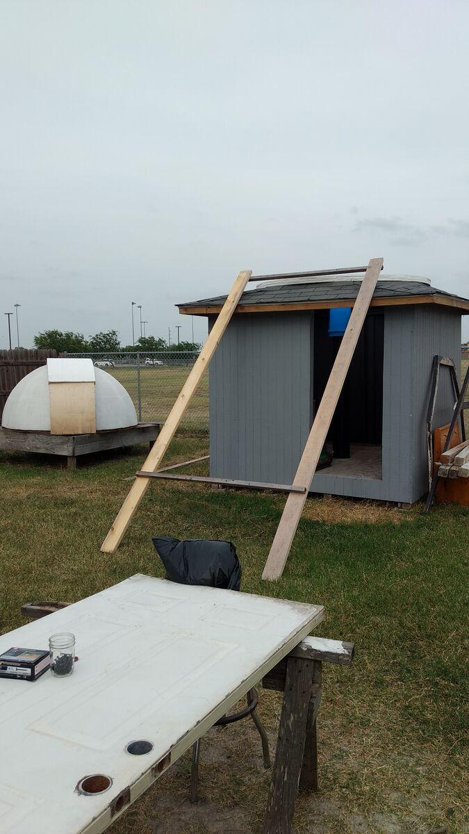 Dome ready?