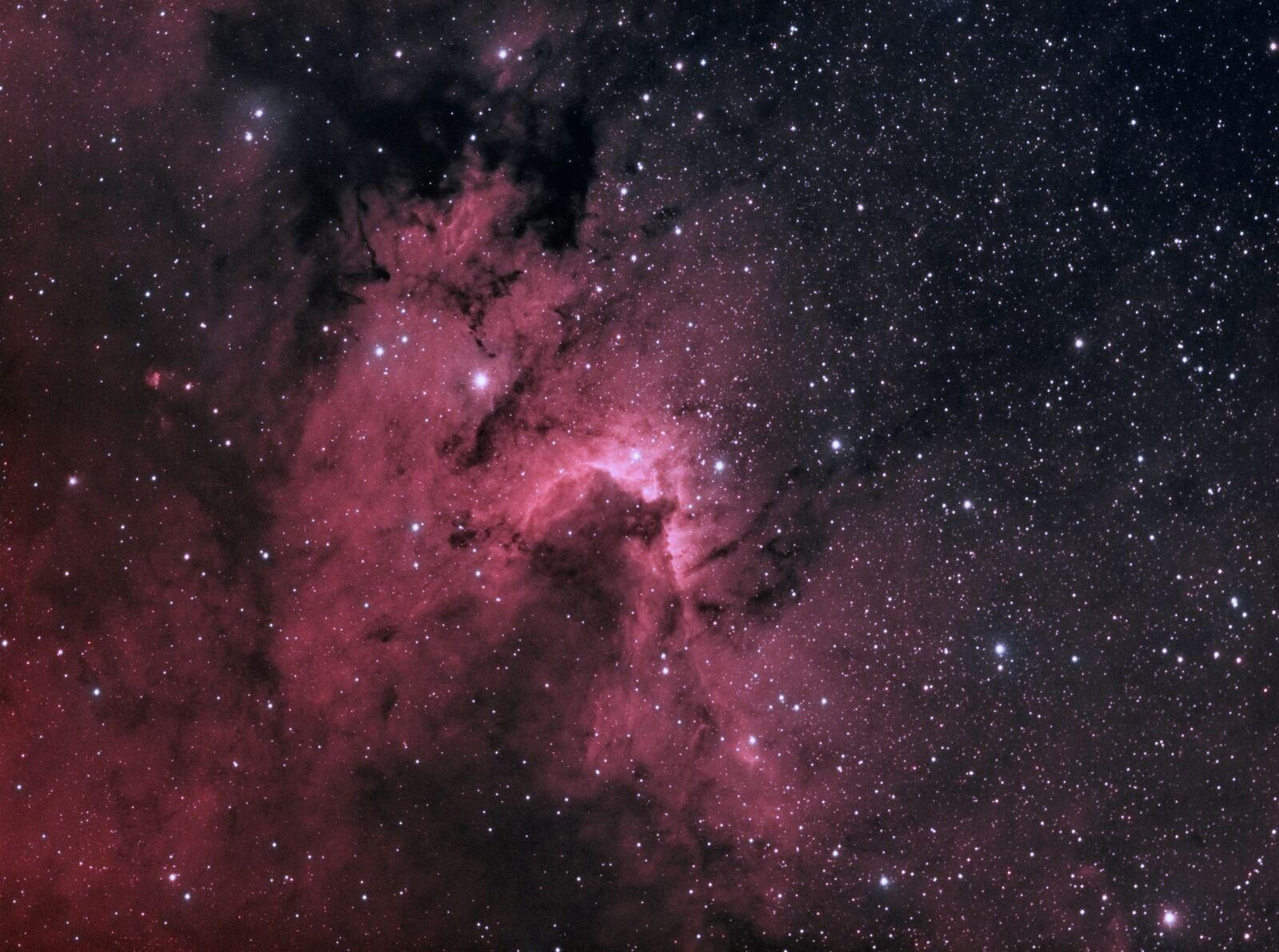 Caldwell 9 - The Cave Nebula