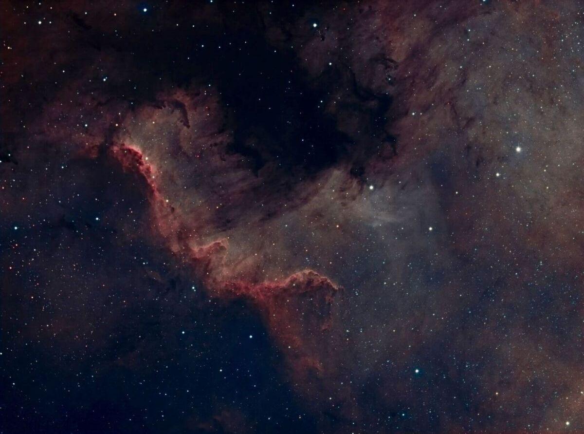 Wall in Cygnus