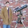 Me & My Orion 80mm ED Refractor