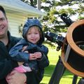 Another young astronomer?