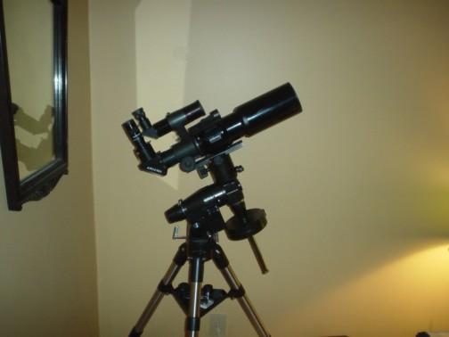 My new Telemoscope