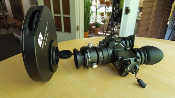 OVNI-B with Filter Wheel - Unmated