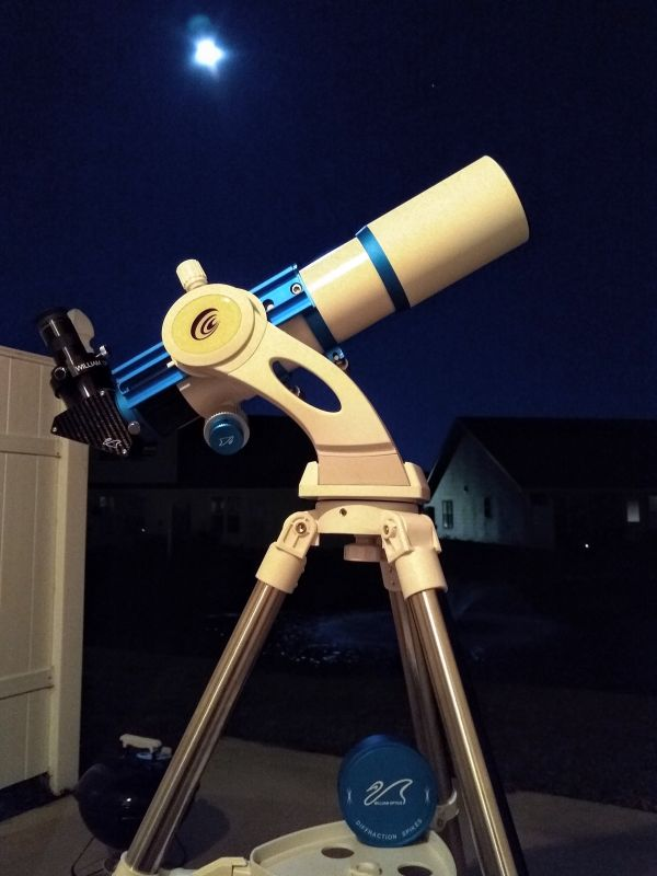 William Optics 73mm ZenithStar