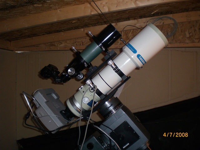 widefield imaging rig