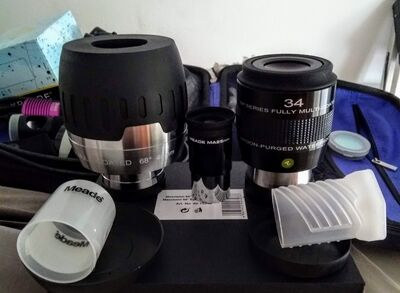 The newest members of the eyepiece family
