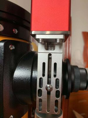 ZWO EAF TAK adapter