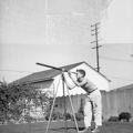 1957 MAIL ORDER TELESCOPE