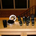 Eyepieces, Filters & Tools