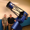 Buddy and me with club scope
