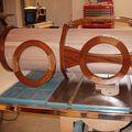 Walnut work in process