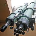 """Brandt  8"""" f/13.3 and Jaegers 6"""" f/8 refractors"""