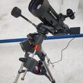 Starter Telescope and mount with motor driver