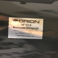 Orion 10 inch