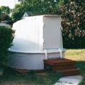 My $650US  Polystar Observatory