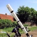 """Antares 4"""" f/13 on EQ-6"""