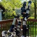 Solar setup