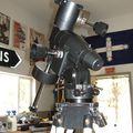 CG5 on surveyors mount