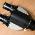 "Modified Zeiss binoviewer head from Denis Levatic (denis007dl) with Baader quick change adapter and 2"" Baader nosepiece"