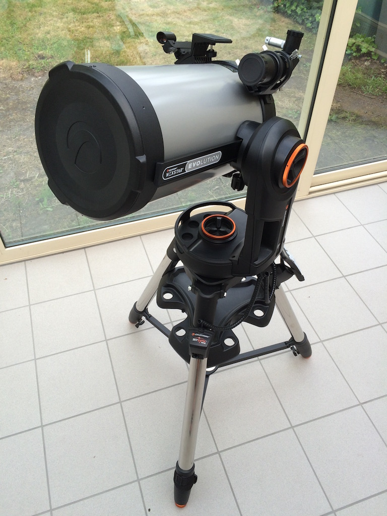 My new scope