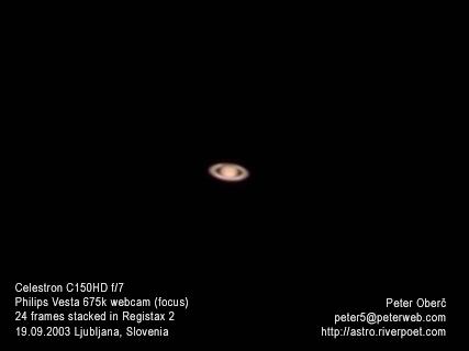 Saturn #2