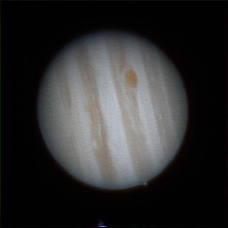 Jupiter 05/01/2016