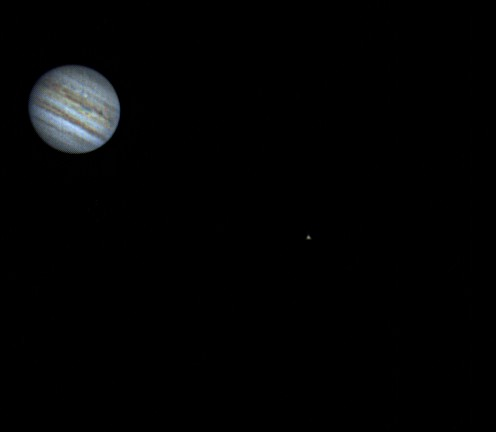 Jupiter and companion 10/12/20