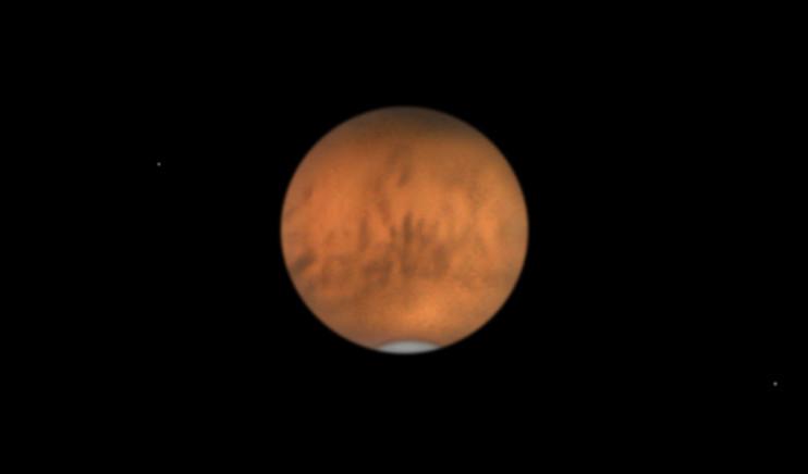 MARS TIME LAPSE